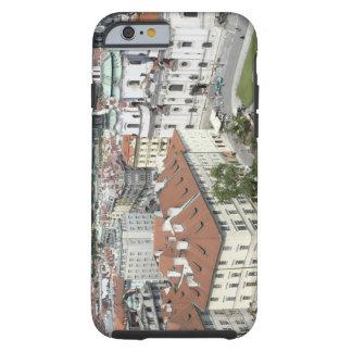 Cityscape of historical Prague, Czech Republic Tough iPhone 6 Case