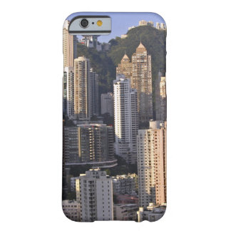 Cityscape of Hong Kong, China Barely There iPhone 6 Case