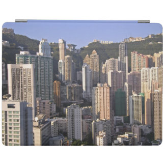 Cityscape of Hong Kong, China iPad Cover