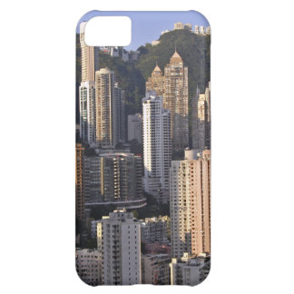 Cityscape of Hong Kong, China iPhone 5C Case