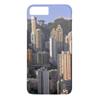 Cityscape of Hong Kong, China iPhone 8 Plus/7 Plus Case