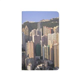 Cityscape of Hong Kong, China Journals