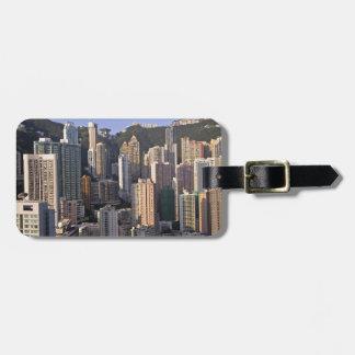 Cityscape of Hong Kong, China Luggage Tag