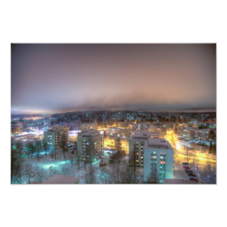 Cityscape of Lahti Photograph