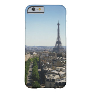 Cityscape of Paris, France Barely There iPhone 6 Case