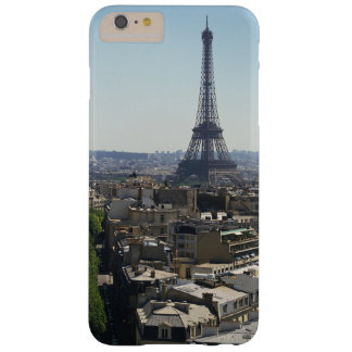 Cityscape of Paris, France Barely There iPhone 6 Plus Case