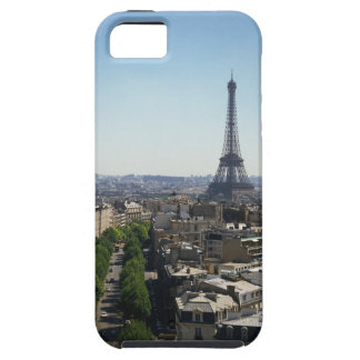 Cityscape of Paris, France iPhone 5 Cover