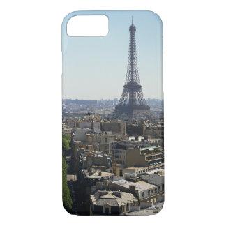 Cityscape of Paris, France iPhone 8/7 Case