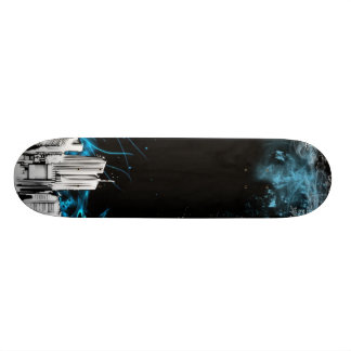 CityScape Skateboard Deck