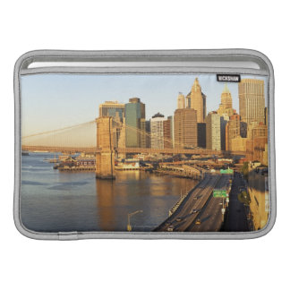 Cityscape Sleeve For MacBook Air