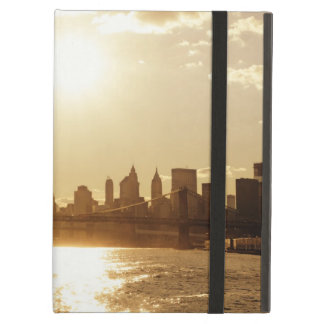 Cityscape Sunset over the New York Skyline Case For iPad Air