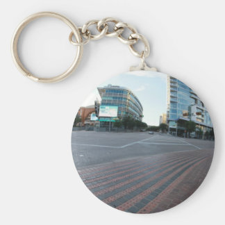 Cityscapes Keychain