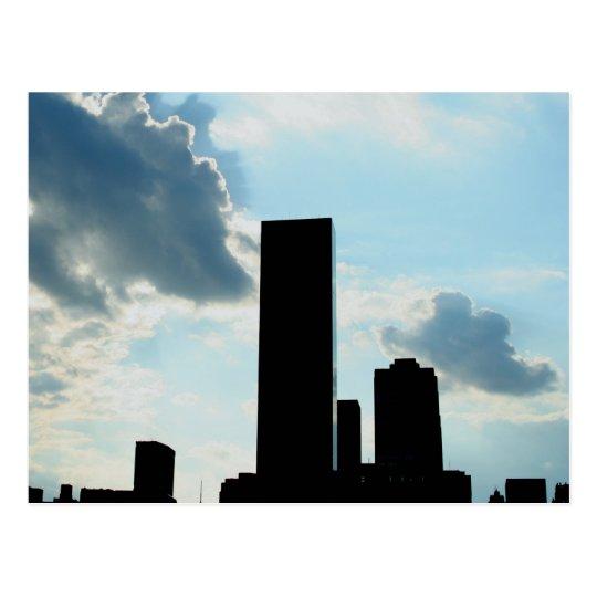 CitySkip Postcard