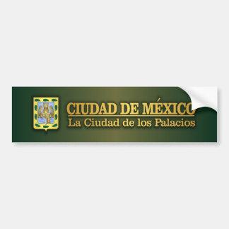 Ciudad de Mexico Bumper Sticker