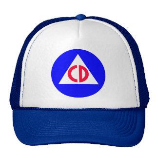Civil Defense Cap
