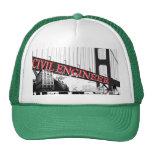 Civil Engineer Trucker Hat