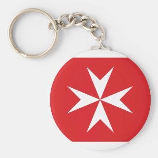 Civil Ensign Of Malta, Maldives flag Key Ring