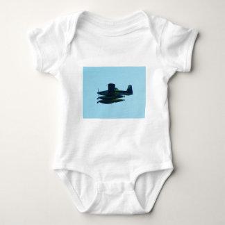 Civil Guard Seaplane. Baby Bodysuit