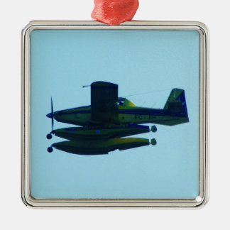 Civil Guard Seaplane. Christmas Ornament