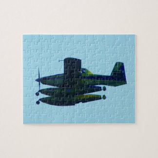 Civil Guard Seaplane. Jigsaw Puzzle