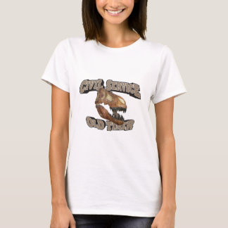 Civil Service Old Timer! T-Shirt