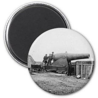 Civil War, Alexandria, Virginia, 1860-1865 6 Cm Round Magnet