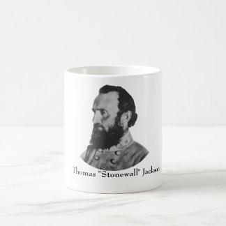 Civil War Hero -- General Stonewall Jackson Basic White Mug