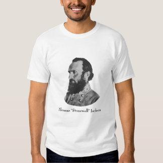 Civil War Hero -- General Stonewall Jackson T Shirts