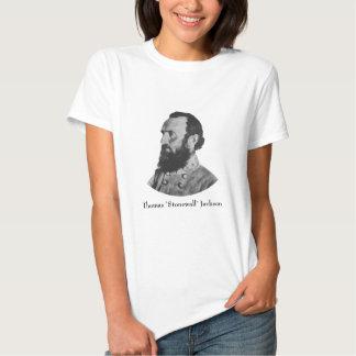 Civil War Hero -- General Stonewall Jackson Tee Shirt