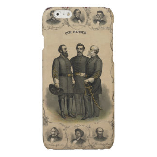 Civil War Heroes iPhone 6 Plus Case