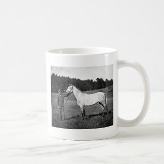 Civil War Horse, 1860s Mugs