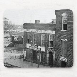 Civil War in Atlanta 1864 Mousepads