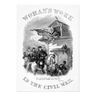 Civil War Invitation