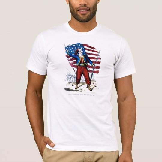 Civil War New York Zouaves T-Shirt