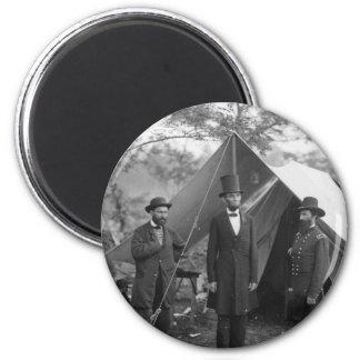 Civil War Photo Circa 1862 Magnet