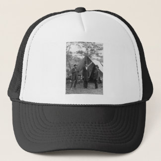 Civil War Photo Circa 1862 Trucker Hat
