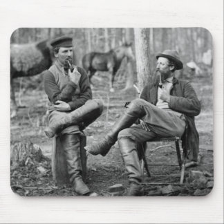 Civil War Pipes, 1864 Mouse Pad