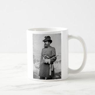 Civil War Portrait, 1860s Coffee Mugs