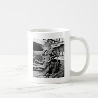 Civil War Powder Monkey, 1860s Coffee Mug