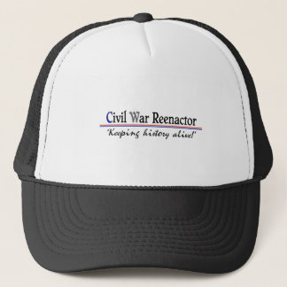 Civil War Reenactor Trucker Hat