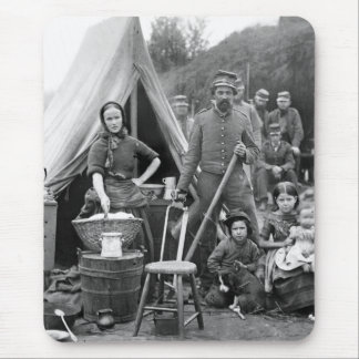Civil War Road Trip 1861 Mouse Pads