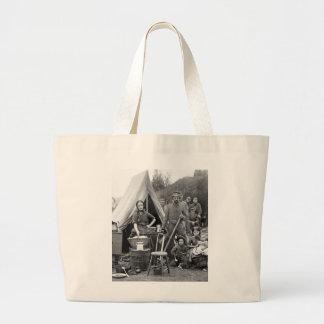 Civil War Road Trip, 1861 Jumbo Tote Bag