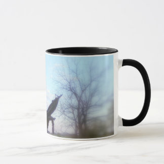 Civil War Statue Mug