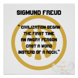 Civilisation! Sigmund Freud-Customise