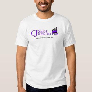 CJ Sales Unlimited Tee Shirts