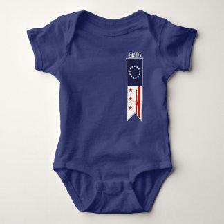 CKDF Little Fechter Baby Jumpsuit