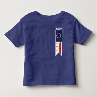 CKDF Little Fechter Toddler T-Shirt