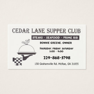 CL Biz card