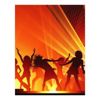 cl_dance flyer design
