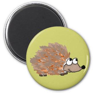 CL- Funny Hedgehog Magnet